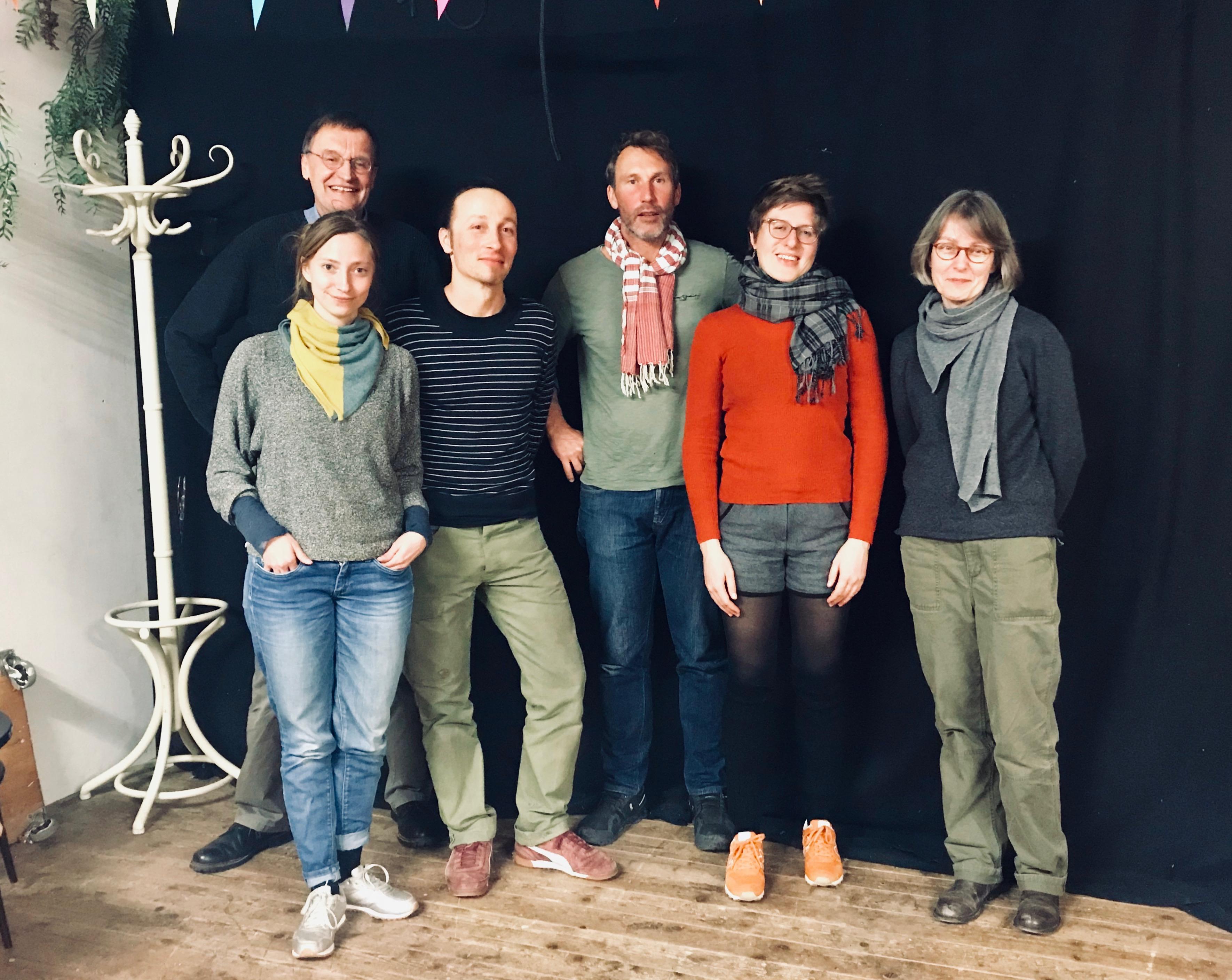 Vorstand Zirkusquartier Zürich seit 2019